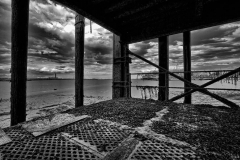 ABANDONED VIEWPOINT by David Wigham