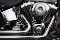 H-D HERITAGE SOFTAIL by Dave Belsham
